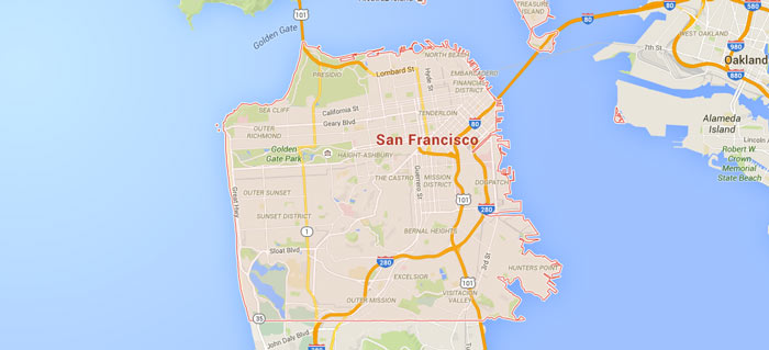 GreenRush is spread throughout San Francisco!