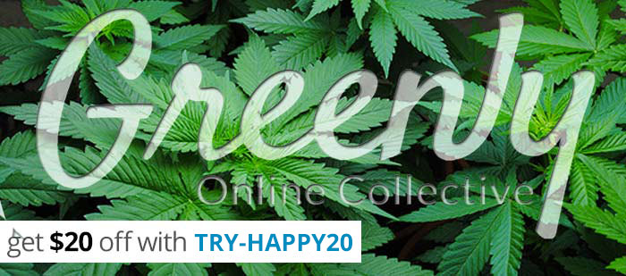 Greenly Coupon Codes: Get $20 off and read our Greenly Weed Review! GreenlyDelivery