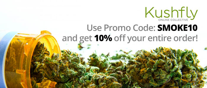KushFly Promo Code: Get 10% off and read our KushFly Weed Review! @Kushflycom