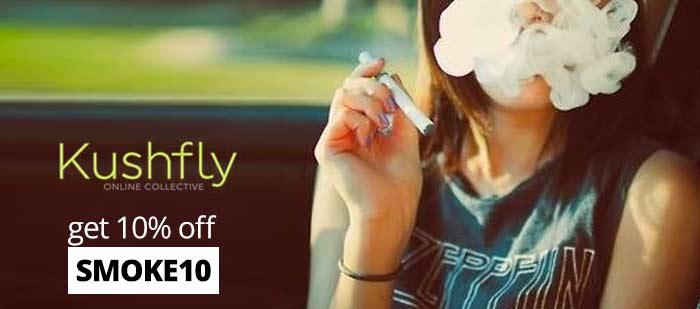 KushFly Promo Code: Get 10% off and read our KushFly Weed Review! @Kushflycom