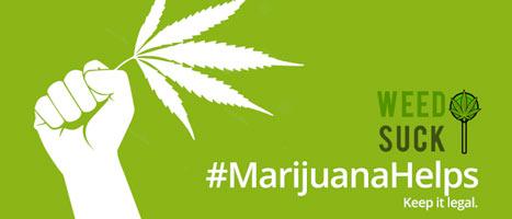 Marijuana Helps: Keep Weed Delivery Legal