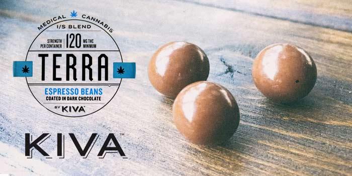 Kiva Edibles Promo Code: Kiva Espresso Terra Bites