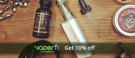 VaporFi Orbit Vaporizer Promo Code: Get 10% Off