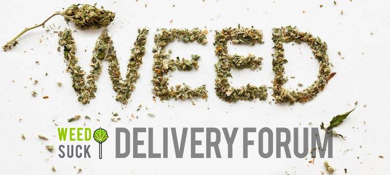 Weed Delivery Discussion: Come chat about everything marijuana related in our forum!