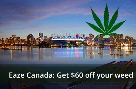 Eaze Up Canada Vancouver Promo Code: Get $60 off and read our review!