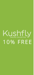 Weed delivery is easy with Kushfly: Get 10% off!