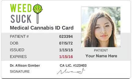 Get your weed doctor recommendation