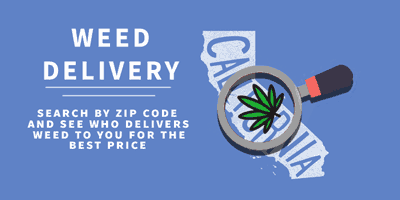 Use our weed delivery zip code locator to find legal, cheap weed!
