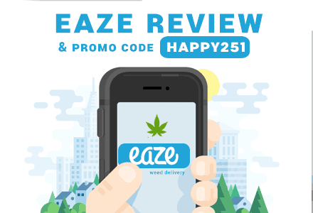 Read our Eaze Review