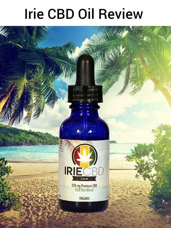My Irie CBD Hemp Oil Review: Get 20% off your order