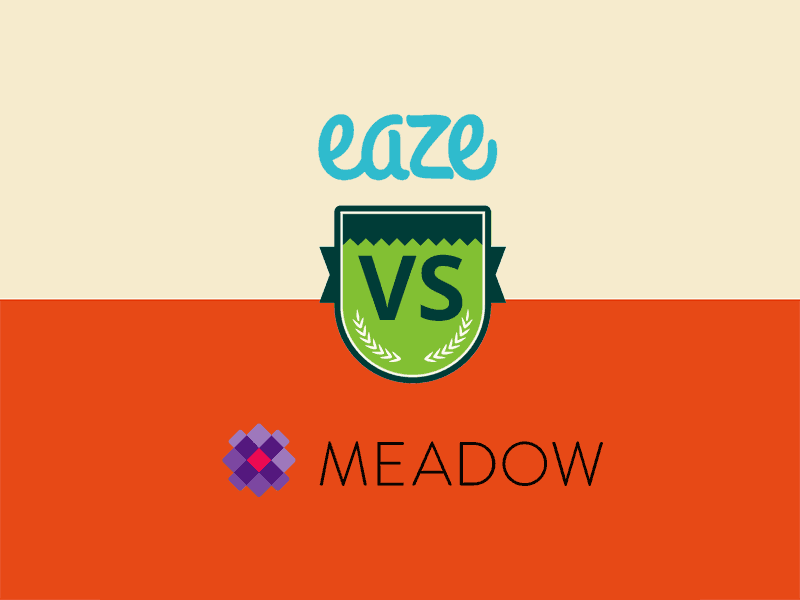 Eaze vs Meadow: Find out who is the better weed delivery service.