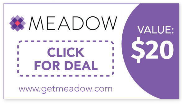 Meadow: Get $20 at this Sacramento Cannabis Dispensaries Delivery service