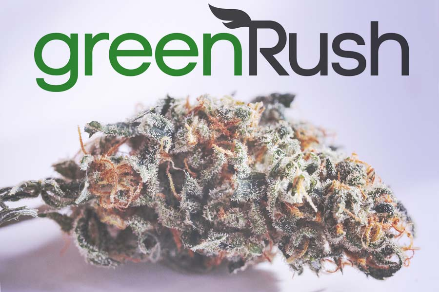 Find out about GreenRush weed delivery in california