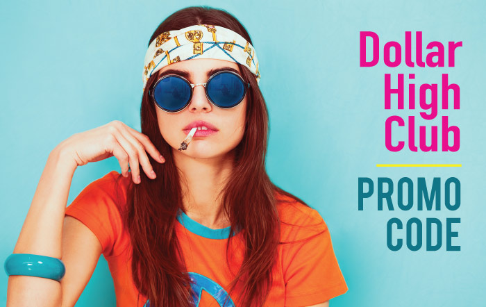 Dollar High Club Promo Code: Get a discount on your smoking subscription
