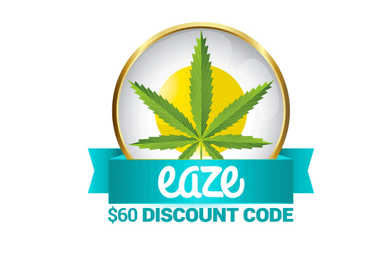 Get your weed delivered cheaply with our Eaze Discounts!