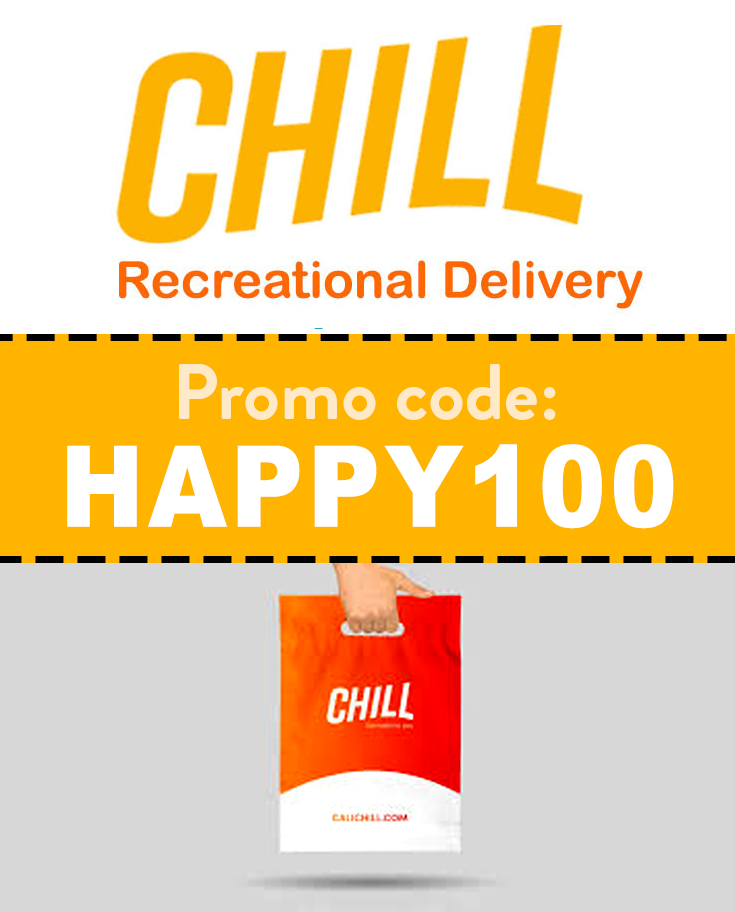 Order Chill Promo Code | $50 off with OrderChill Promo Code: HAPPY100