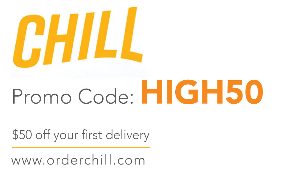 CaliChill Discount Code | $50 off with code: HIGH50