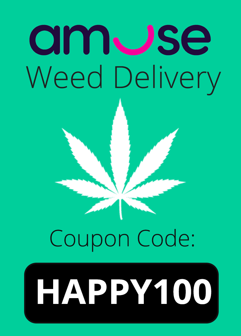 Amuse Delivery Coupon Code for 20% off: HAPPY100
